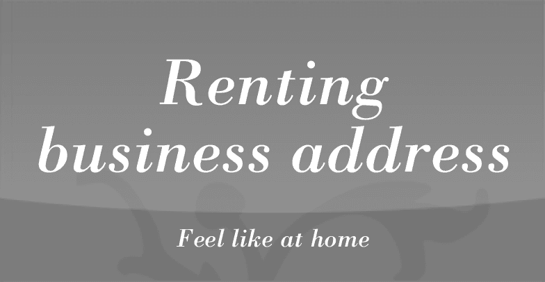 Renting business addresses